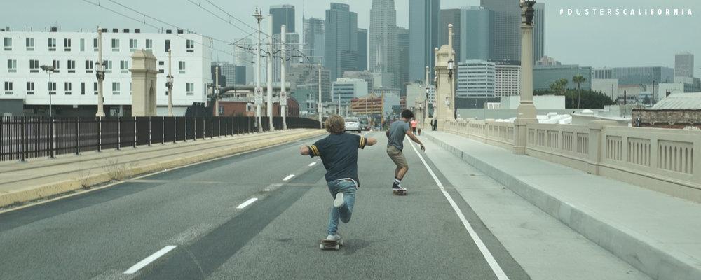 Dusters California Spring 2017 Longboard Skateboard skate cruiser LA