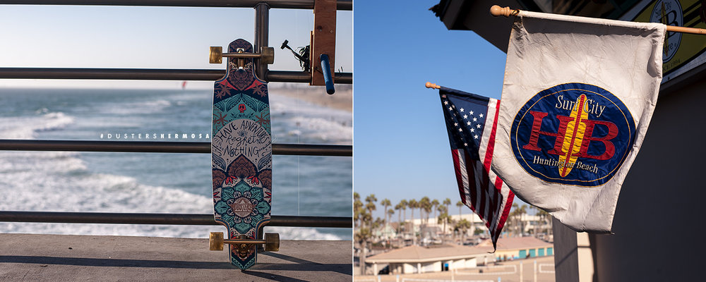 Dusters California Spring 2017 Longboard Skateboard skate crusier GN4LW