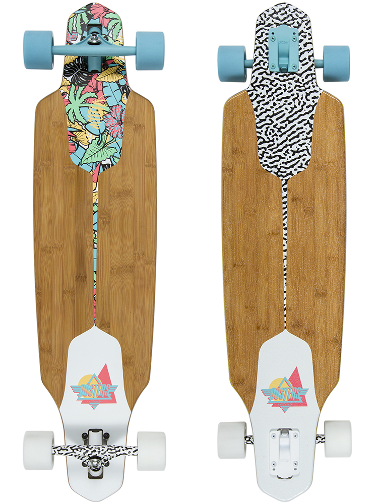 Channel Jiggy Longboard