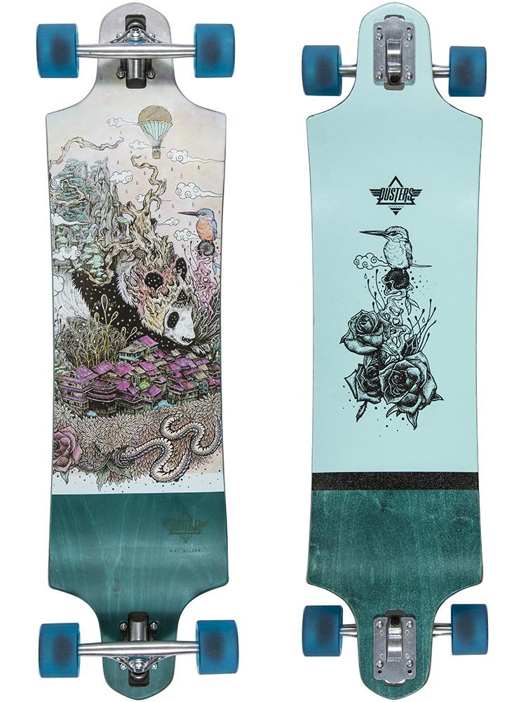 Giant Longboard
