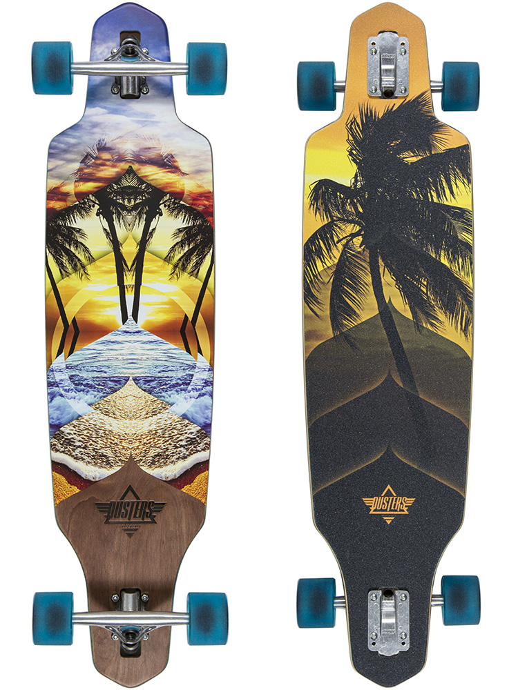 Wake Element Longboard