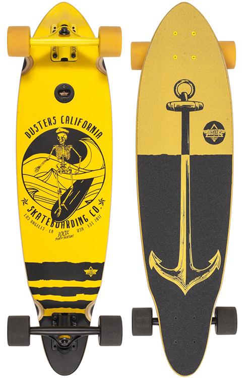 Skipper Longboard