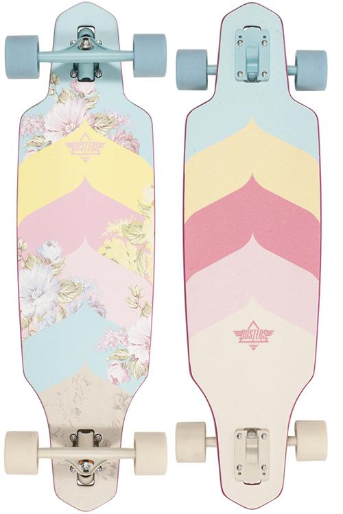 Wake Bloom Longboard