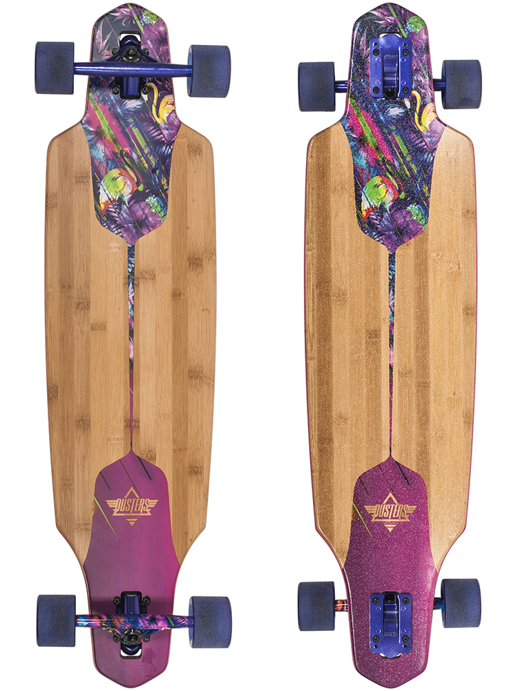 Channel Tripycal Long Board