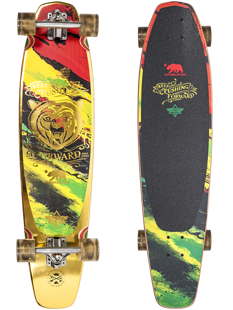 Kodiak Funboard Long Board