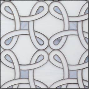water jet decorative stone
