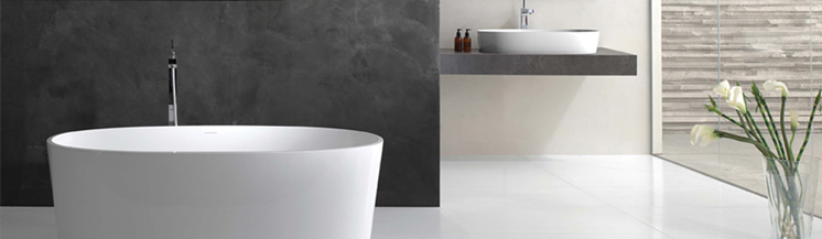 roma bath collection