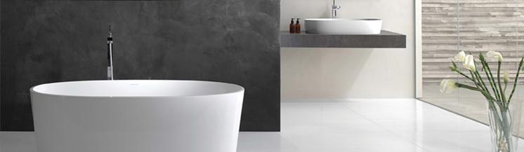 roma bath collection
