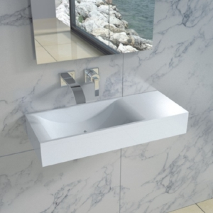 wall-Hanging Basins