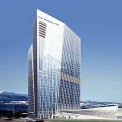 JW Marriott, Almaty Kazakhstan