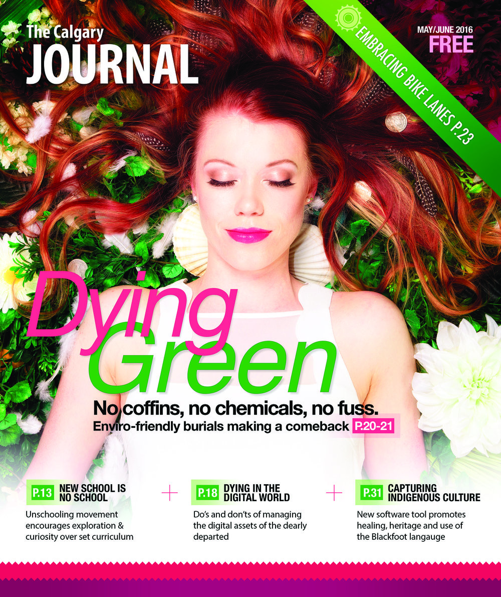 The Calgary Journal may/june 2016 issue