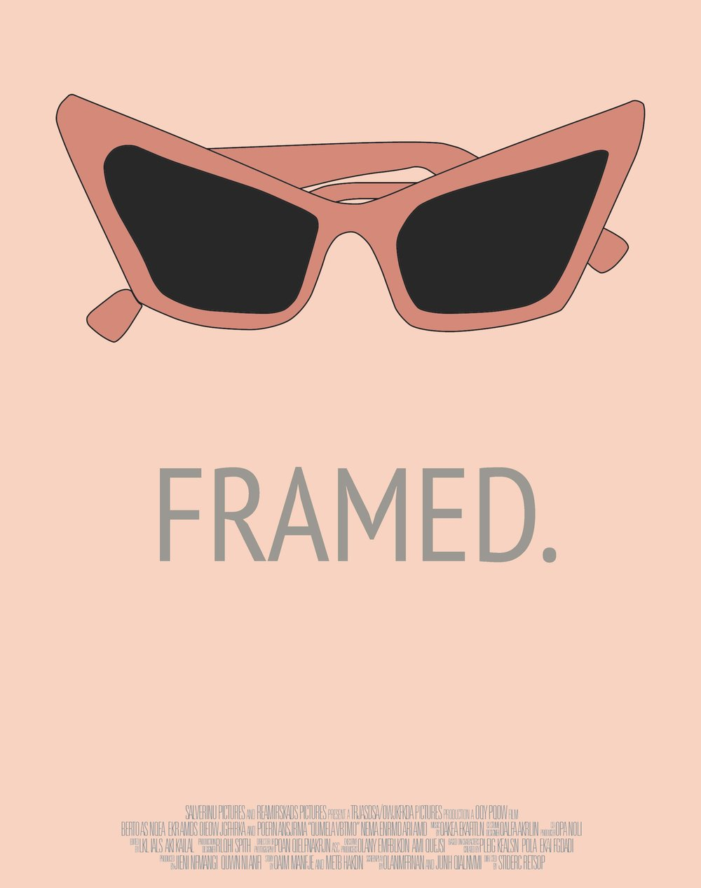 FRAMED. - test it out!