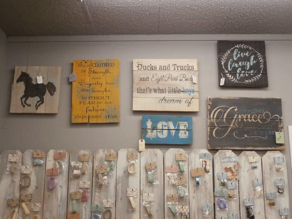 Signs by Kim Estes