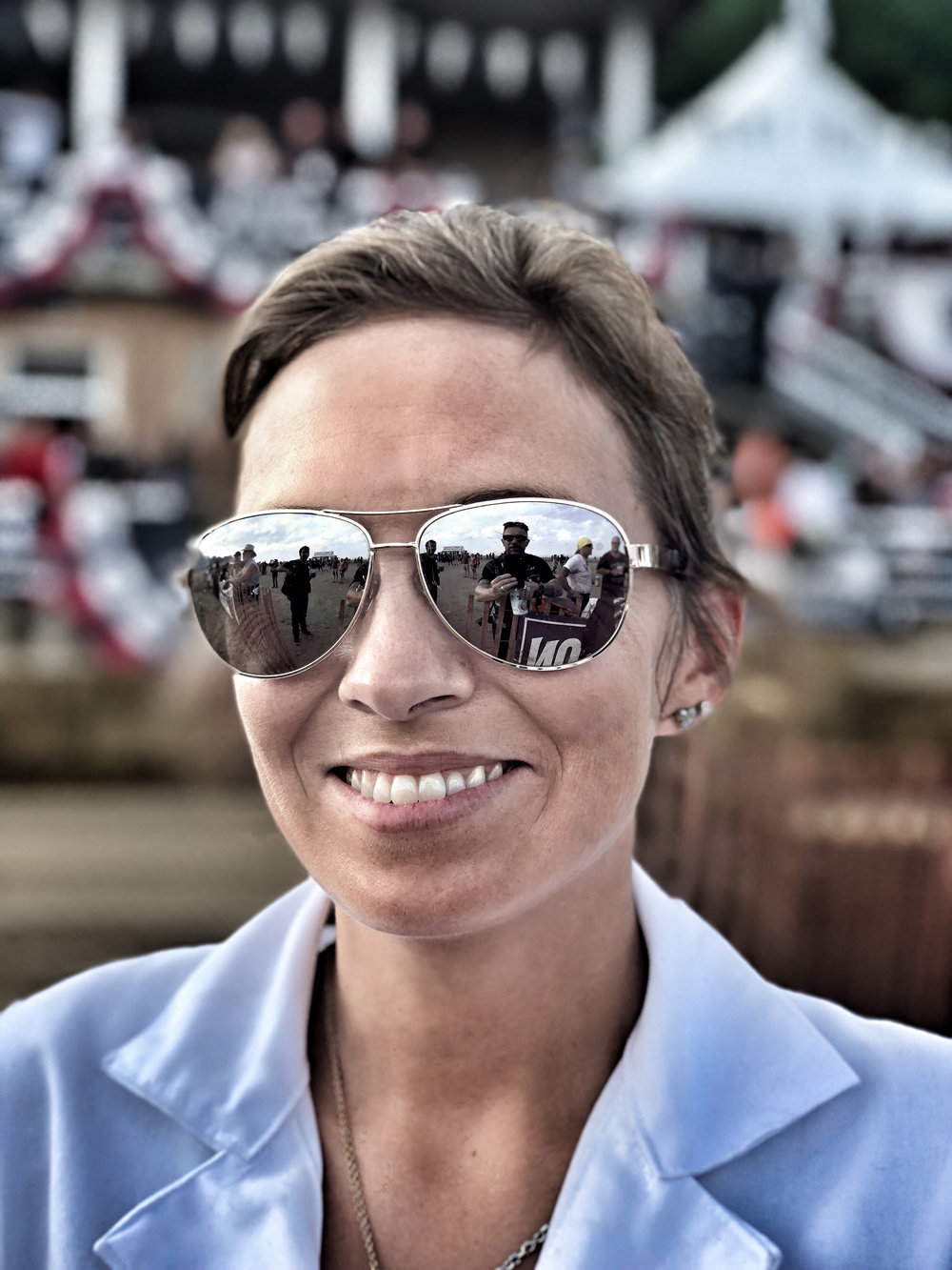 Heather Brownlee: She is from Lone Rock WI, she has been riding motorcycles since 13, riding her fathers bikes in the yard. She was at the TROG event to help her brother who was racing a Knucklehead and be in his pit crew!