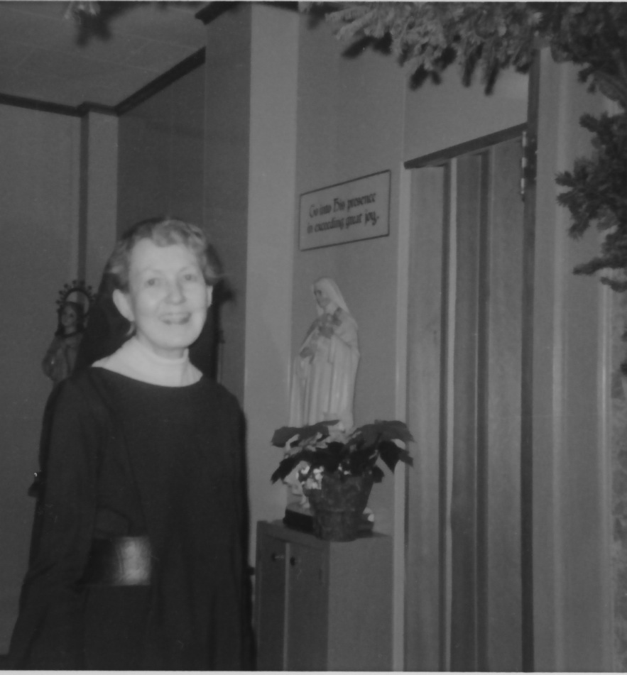 Sister Margaret Mary