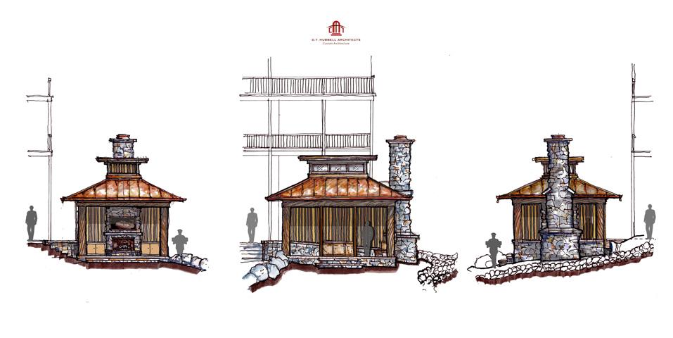 Lake Arrowhead Pavilion