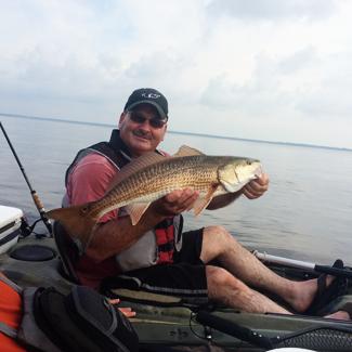KFD Kayak Fishing