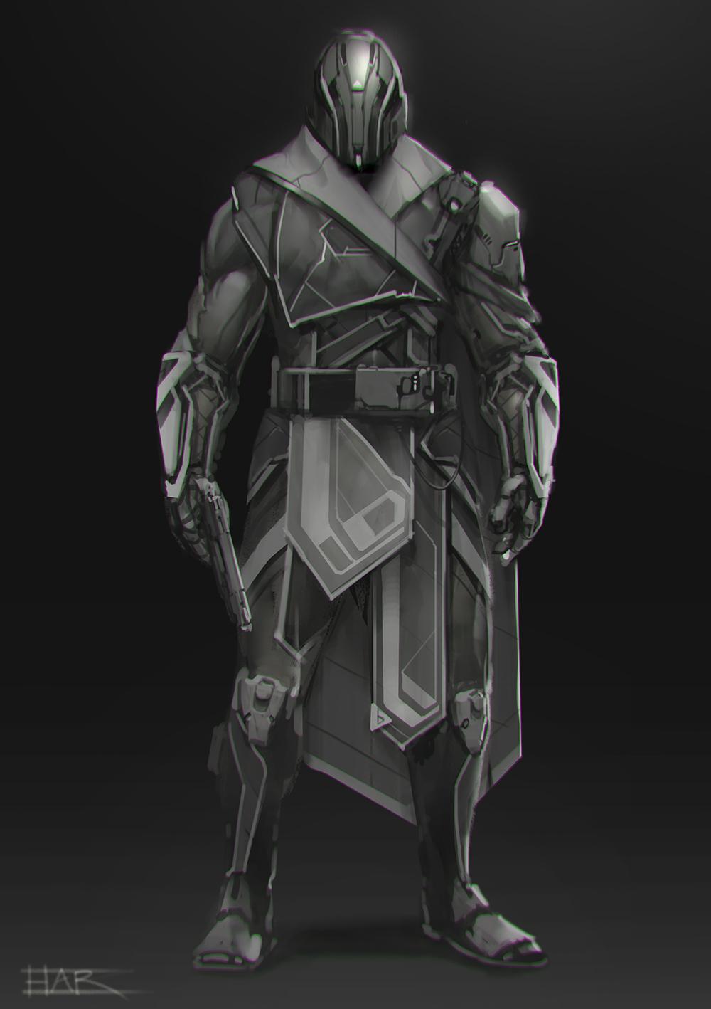 Infantry Commander