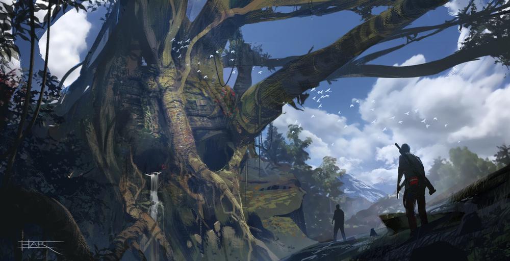 The Skull Tree