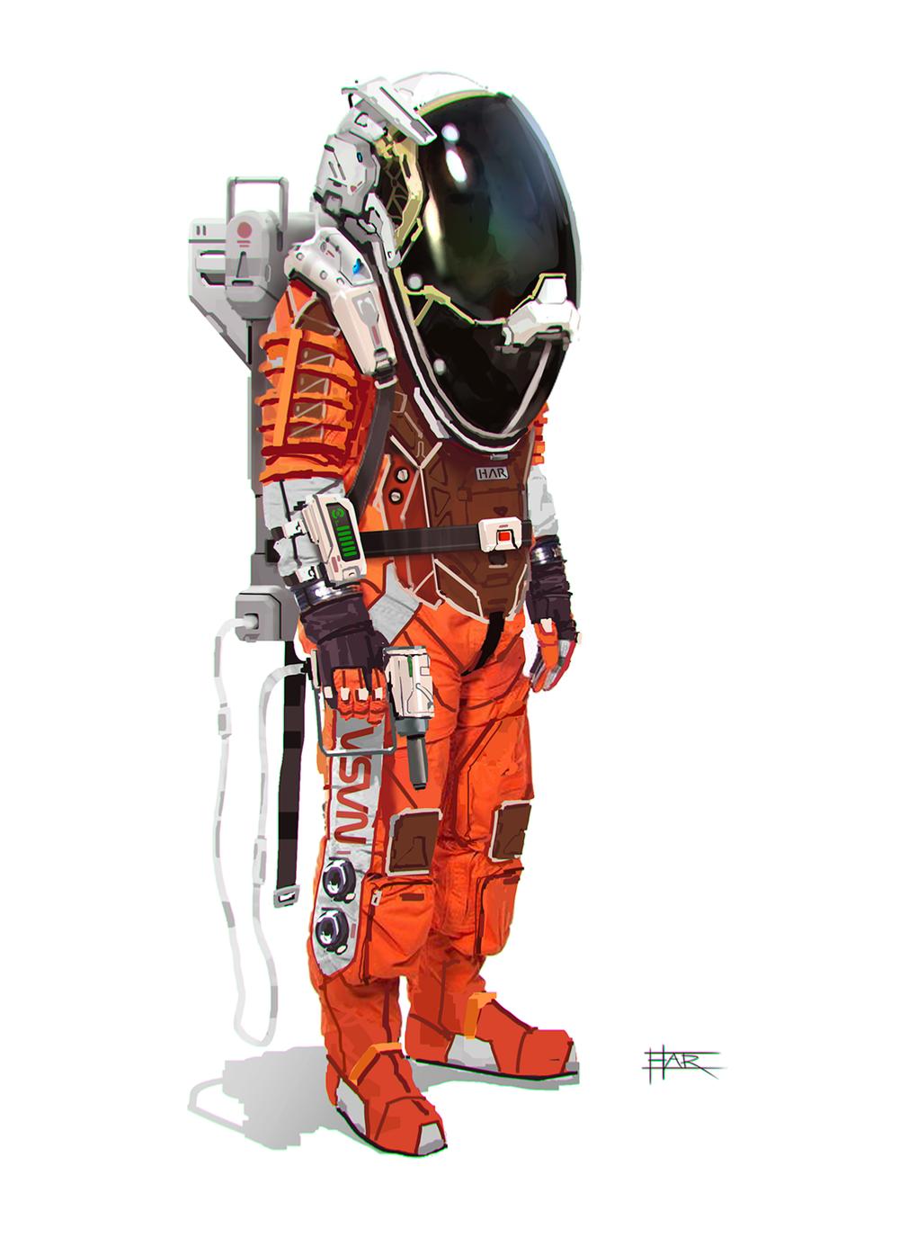 Astronaut Orbital Engineer