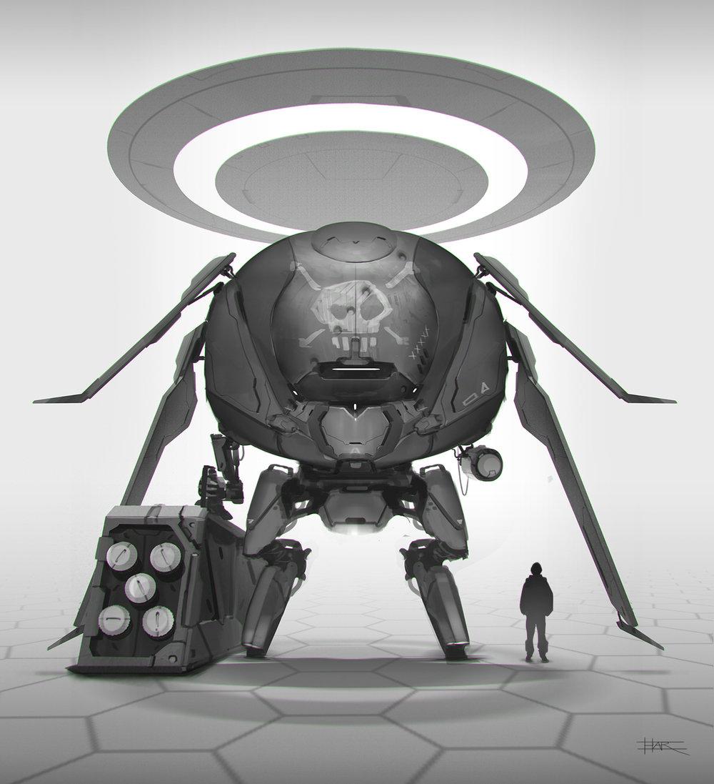 Eggbot - Powered Up