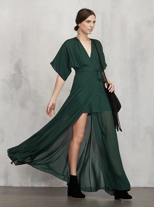 High... low... Winslow dress