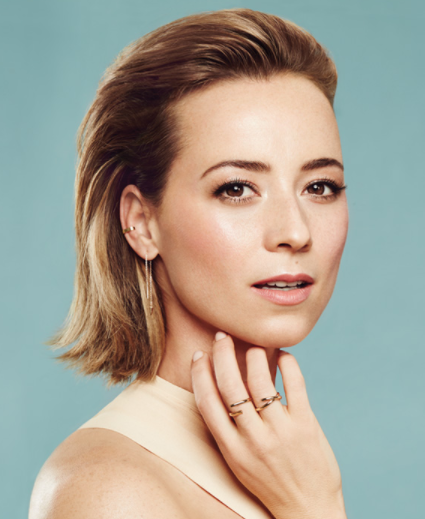 Karine Vanasse for Marcelle