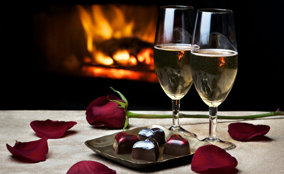 Join Us On Valentine S Day For A Romantic Prix Fixe Dinner The