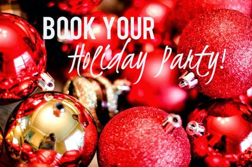 are you starting to plan now for your companys holiday party maybe you are just looking to have a party with family and friends without having to deal