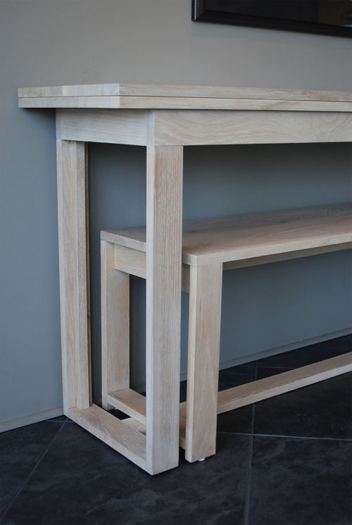 console/dining table — transmountain
