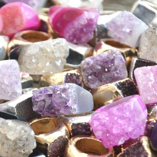 third wing jewellery stones