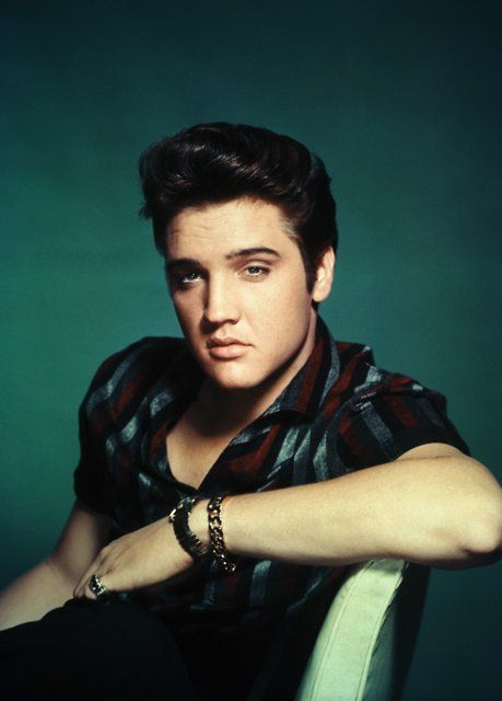 Image two. The King himself, Elvis.