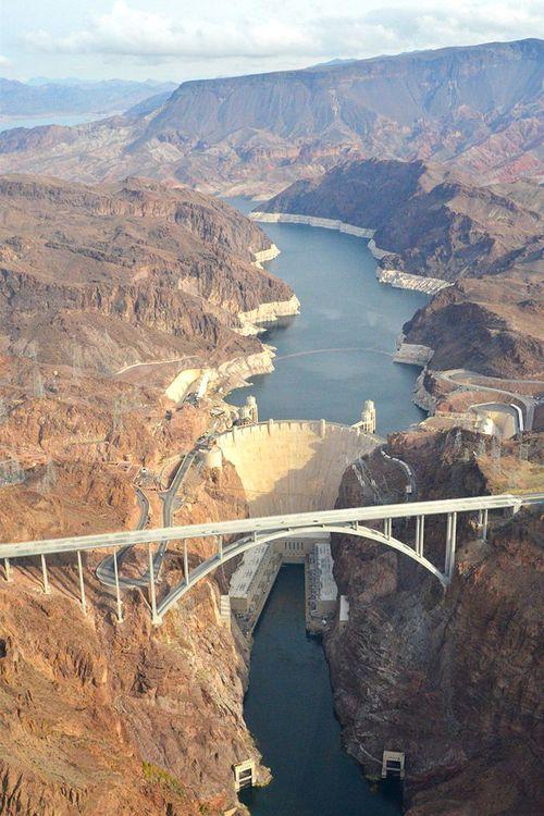 Image three. Hoover Dam.