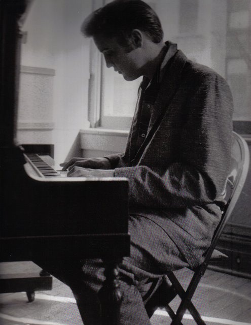 Image six. My favourite...Elvis on the piano.