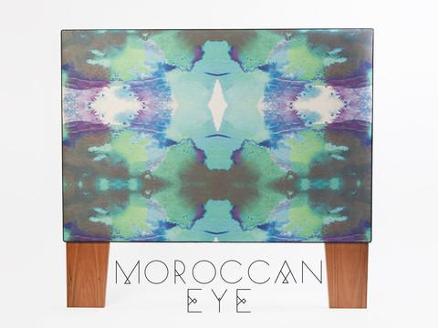 Mexsii bedhead Moroccan Eye