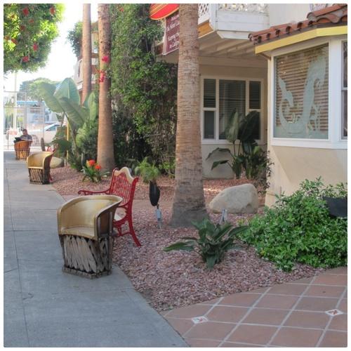 hotel california grounds