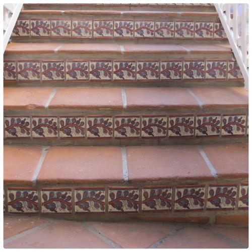 hotel california stairs