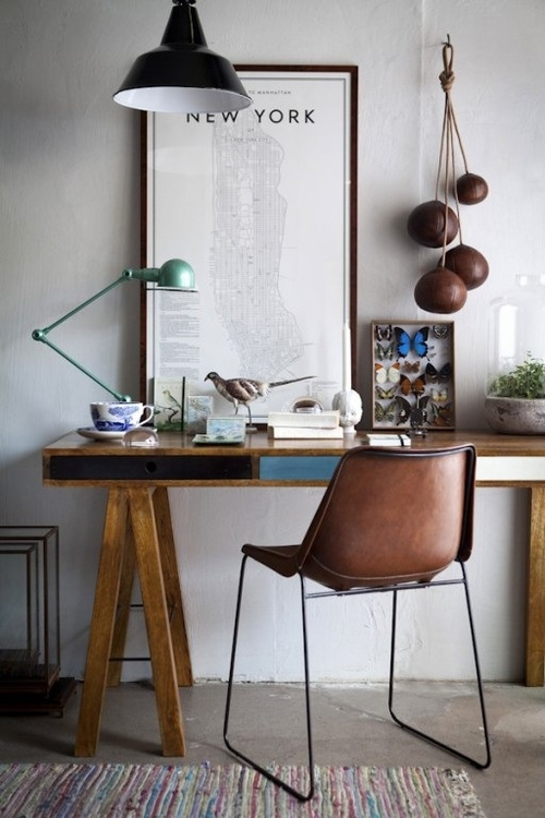 Image one. Workspace inspiration.