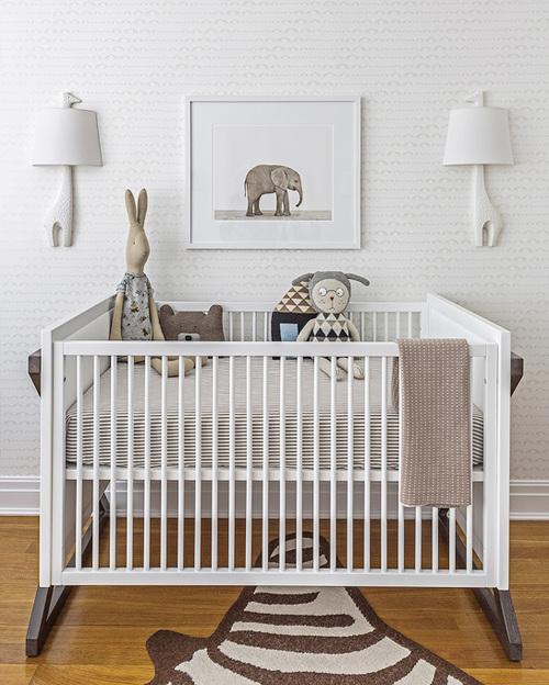 the animal print shop nursery elephant