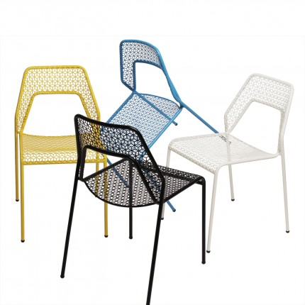 Hot Mesh Chair.