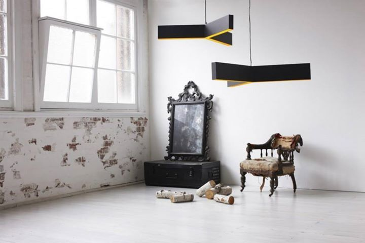 'Bucky' lights by Christopher Boots. Image five.