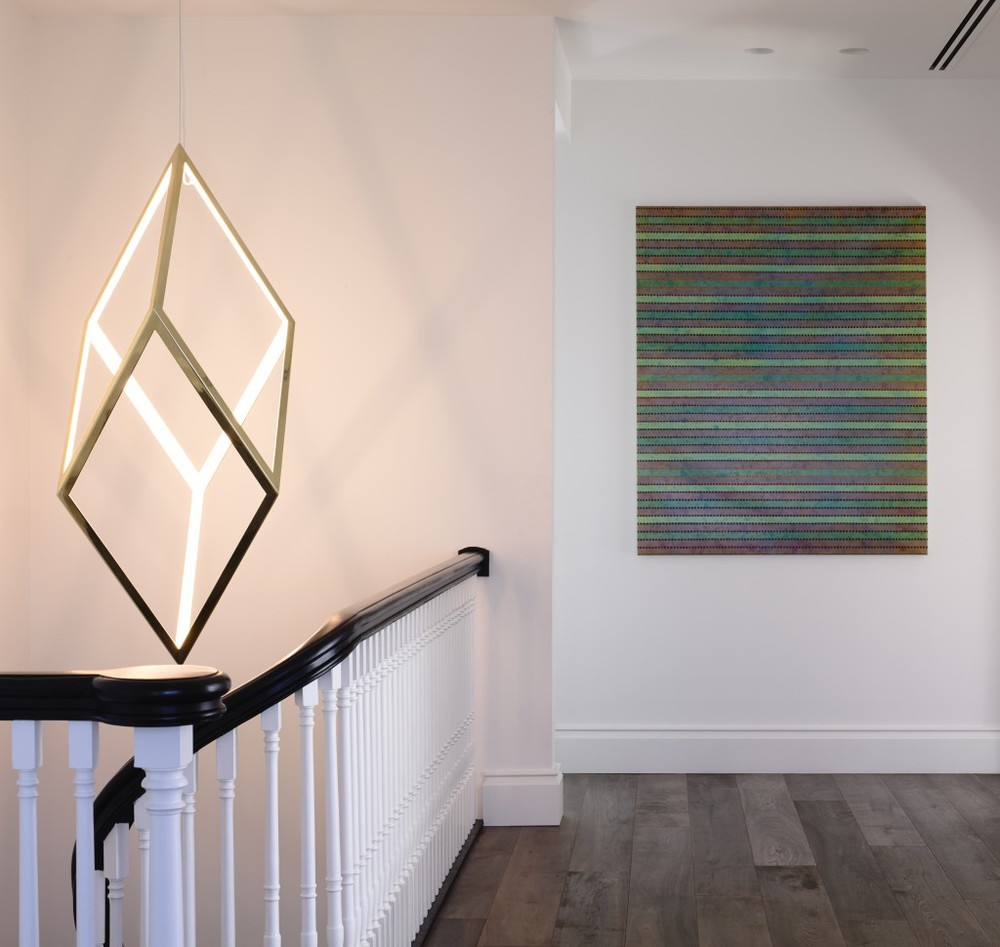 'Orp' light by Christopher Boots. Image two.