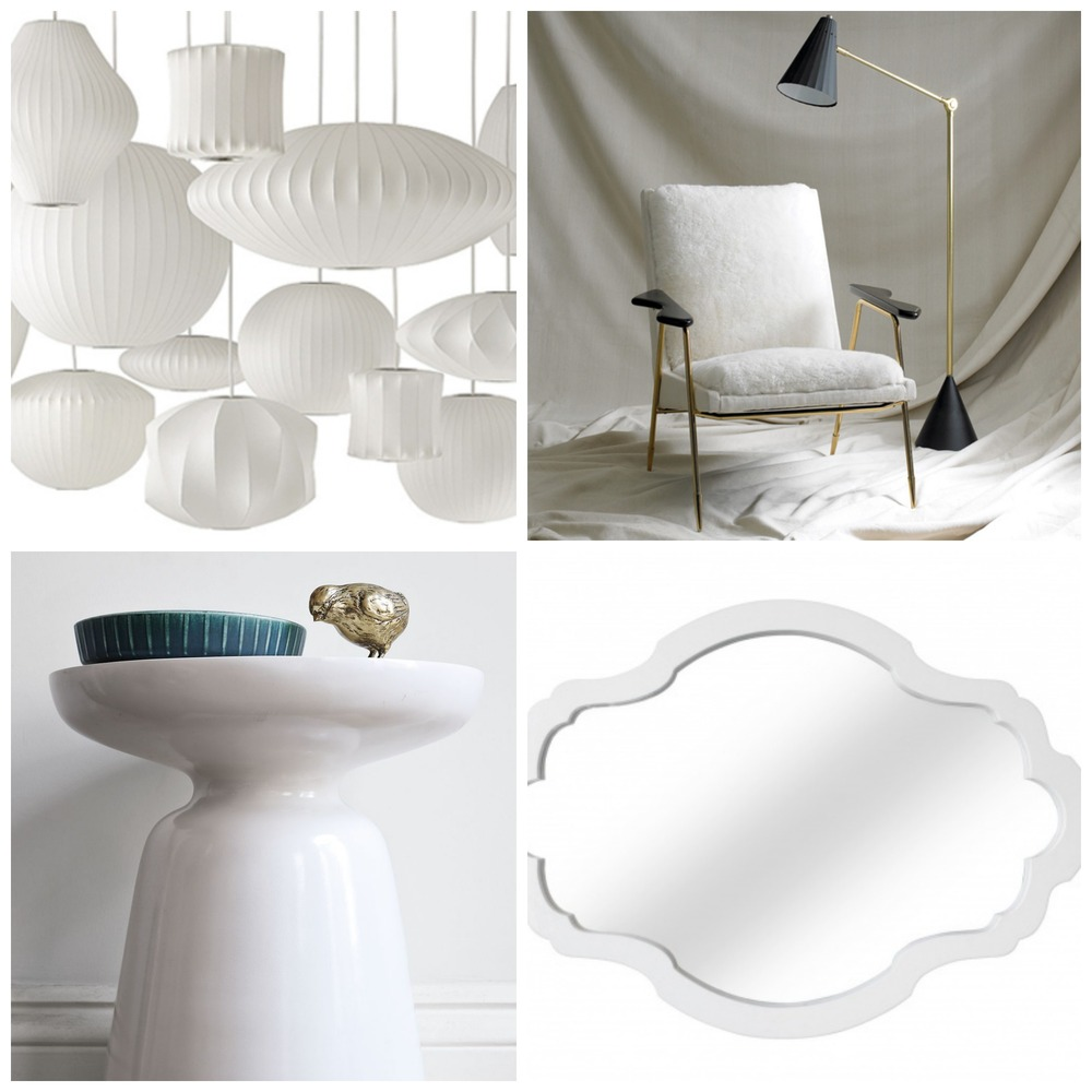 Product details below (clockwise from top left).