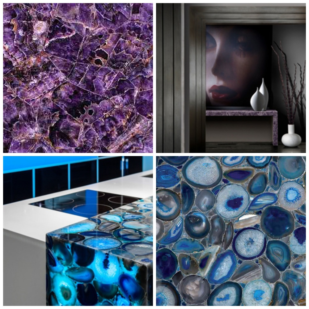 Caesarstone, Concetto, The Semi-Precious Collection.