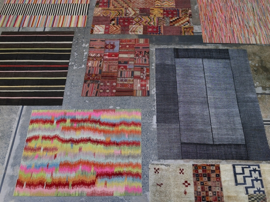 Loom Rugs | Various collections.