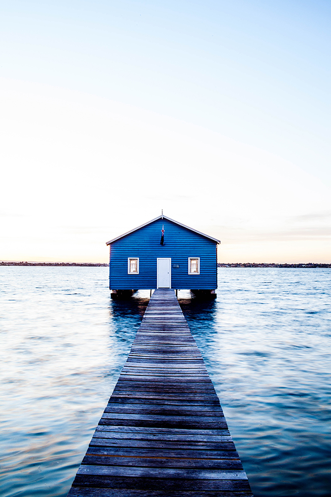 Boat Shed.