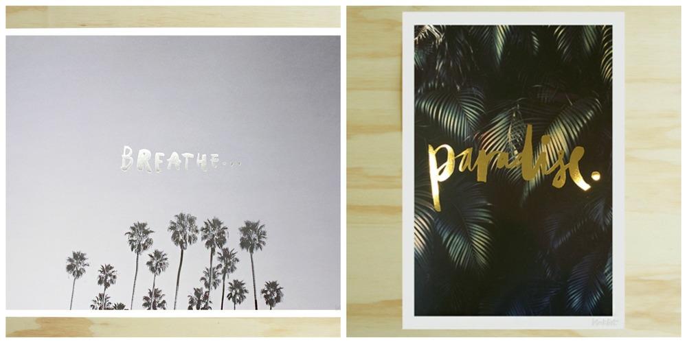 Prints by Blacklist Studio.