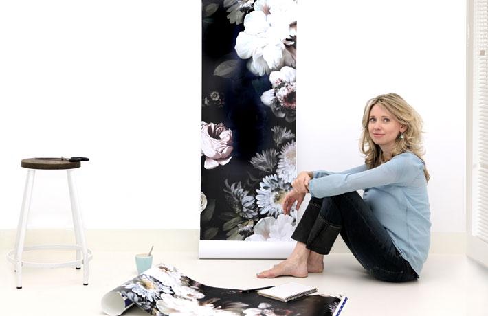Designer, Ellie Cashman.