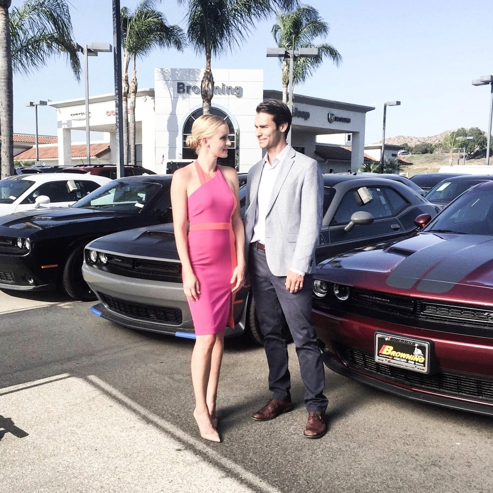 VIDEO: BROWNING DODGE CHRYSLER JEEP RAM COMMERCIALS