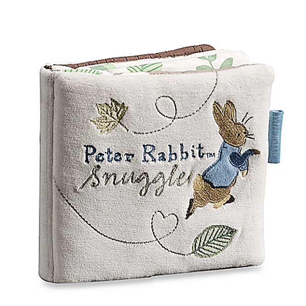 My fave Naturally Better book. Organic cloth. Recycled gift box. Gives your baby (& my niece) something soft to snuggle.